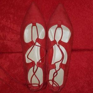 Loeffler Randall loafers